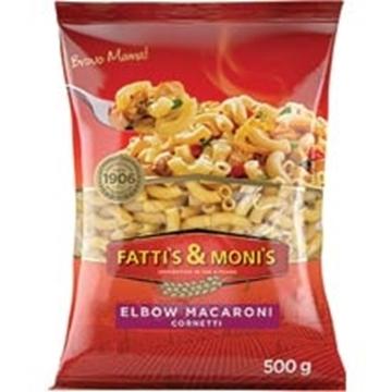 Picture of Fattis&Monis Elbow Pasta Pack 500g