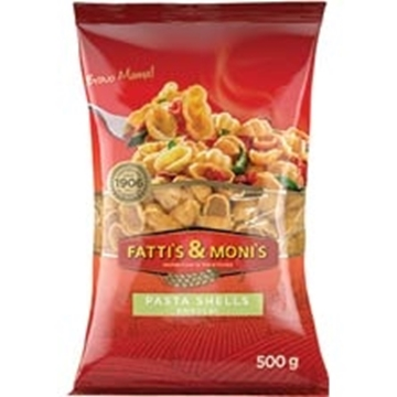 Picture of Fattis&Monis Large Shells Pasta Pack 500g