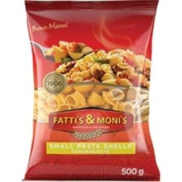Picture of Fattis&Monis Small Shells Pasta Bag 500g
