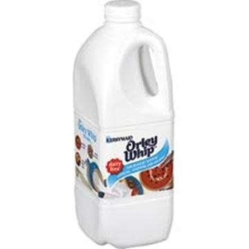 Picture of Orley Whip Topping Bottle 2l