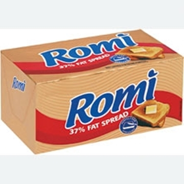 Picture of Romi Margarine Brick 30 x 500g