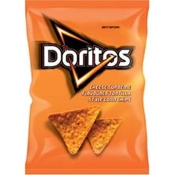 Picture of Doritos Cheese Supreme Corn Chips 48 x 45g