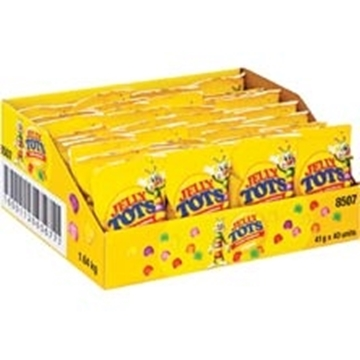 Picture of Jelly Tots Box 40 x 41g