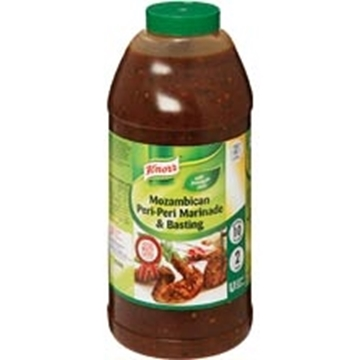 Picture of Knorr Mozambican Peri Peri Marinade Bottle 2l