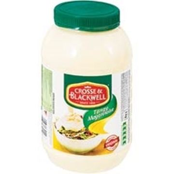 Picture of Cross & Blackwell Mayonnaise Jar 3kg