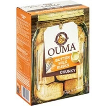 Picture of Ouma Buttermilk Rusks Bun Pack 500g