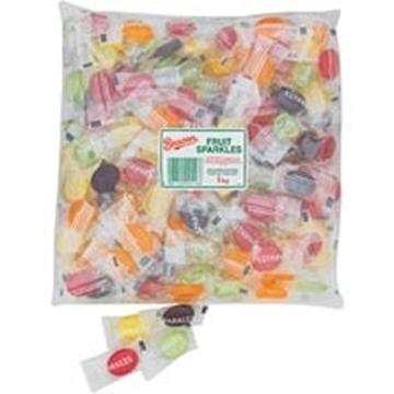 Picture of SWEETS FRUIT SALAD SPARKLES 1KG PACK