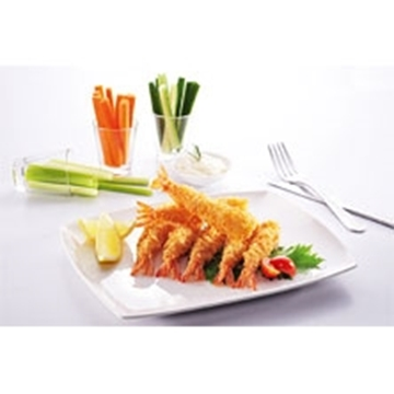 Picture of Pacific West Frozen Panko Prawns 16/20 Pack 1kg
