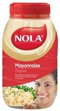 Picture of Nola Mayonnaise Bottle 750g