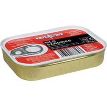 Picture of Cape Point Sild Sardines In Vegetable Oil 106g