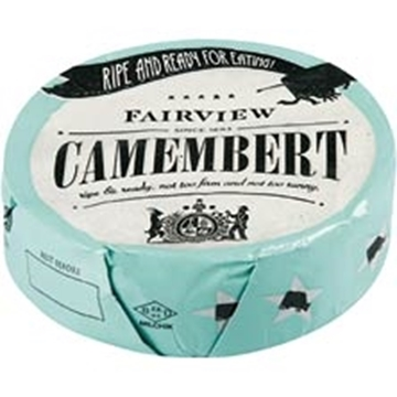 Picture of Fairview Camembert Cheese Pack 125g