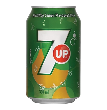 Picture of 7 UP 6X330ML CAN