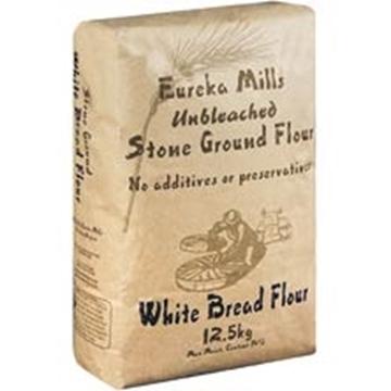 Picture of Eureka White Bread Flour Bag 12.5kg