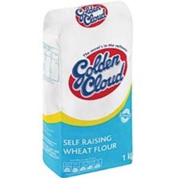 Picture of Golden Cloud Self Raising Flour 1kg