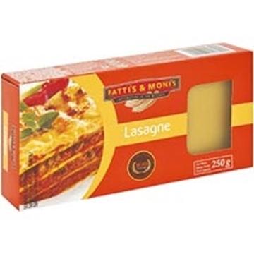 Picture of Fattis&Monis Egg Lasagne Pack 250g