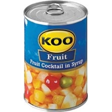 Picture of Koo Fruit Cocktail In Syrup 410g