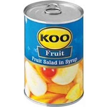 Picture of Koo Fruit Salad Can 410g