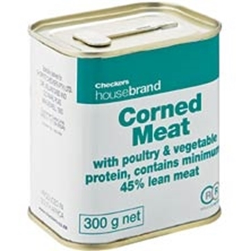 Picture of Checkers Housebrand Corned Meat 300g