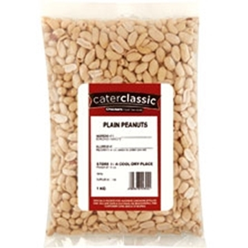 Picture of Caterclassic Plain Peanuts Pack 1kg