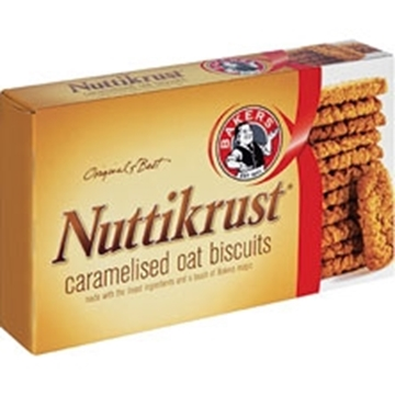 Picture of Bakers Nutticrust Biscuits 200g