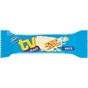 Picture of Beacon New TV Bar White Chocolate Pack Bar