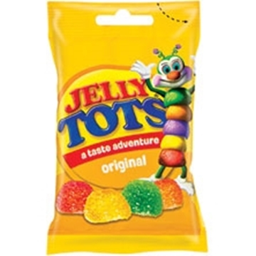 Picture of Jelly Tots Pack 40 x 100g