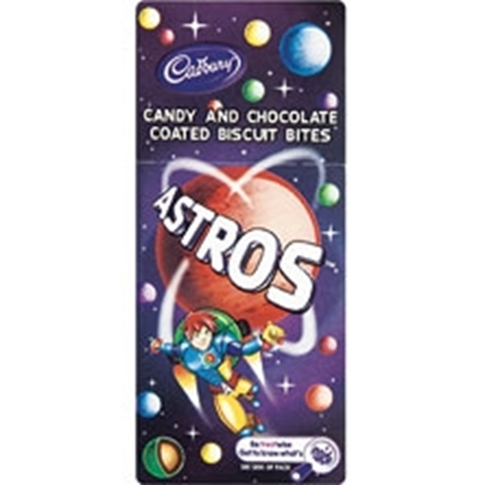 Picture of Cadbury Astros Chocolate 40g Box