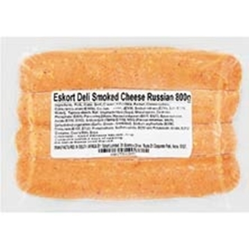 Picture of Eskort Frozen Cheese Russian Box 6 x 800g
