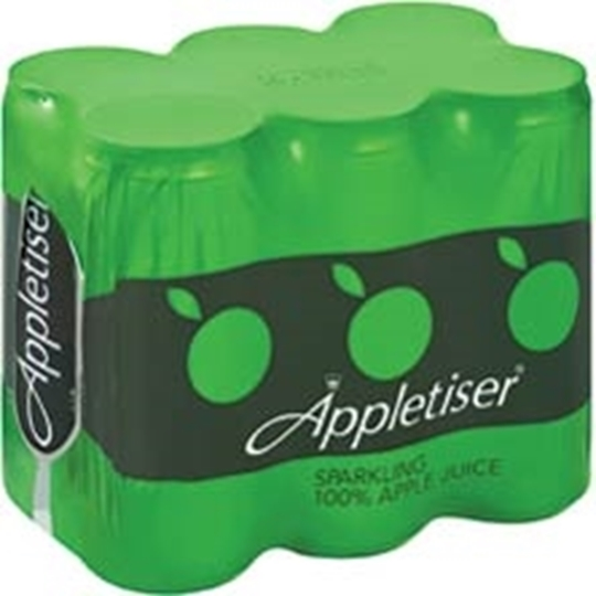 Picture of Appletiser Can 6 x 330ml