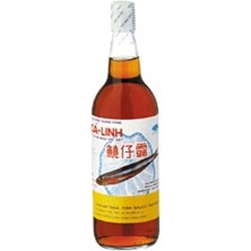Picture of Calinh Fish Sauce Bottle 700ml
