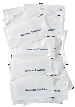 Picture of Refresher Towels 240mm x 190mm Box 500s
