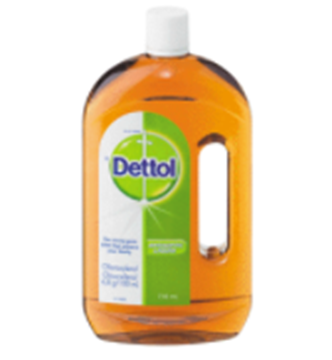 Picture of Dettol Antiseptic Liquid Bottle 750ml