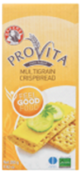 Picture of Bakers Provita Multigrain Biscuits Pack 250g
