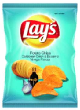 Picture of Lays Carribean & Balsamic Chips Box 48 x 36g
