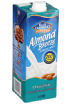 Picture of Almond Breeze UHT Original Almond Milk 12 x 1l