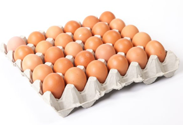 Picture of Golden Yolk Large Loose Eggs Box 30dz