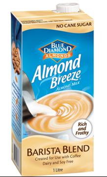 Picture of Almond Breeze UHT Almond Milk Barista Blend 6 x 1l