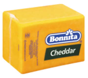 Picture of Bonnita Mature Cheddar Loaf RDW 2.5kg
