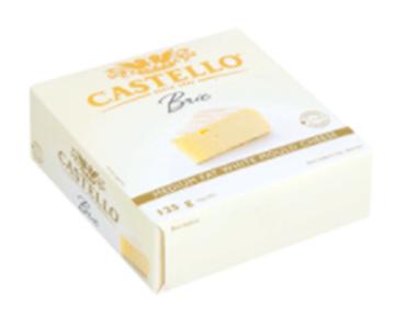 Picture of Castello Soft Danish Brie Cheese 125g