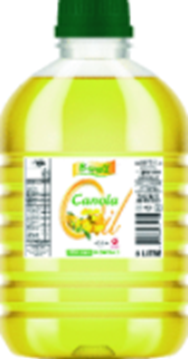 Picture of B-Well Canola Cooking Oil Bottle 5l