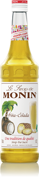 Picture of Monin Pina Colada/Pina Coco Syrup Bottle 1l