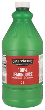 Picture of Caterclassic Lemon Juice Bottle 2l