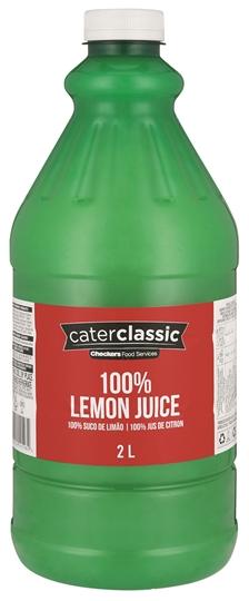 Picture of Caterclassic Lemon Juice Bottle 2l