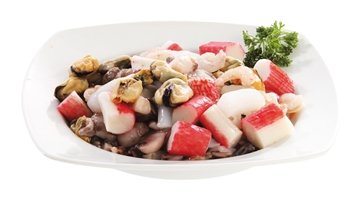 Picture of Breco Seafood Frozen Seafood mix Pack 800g