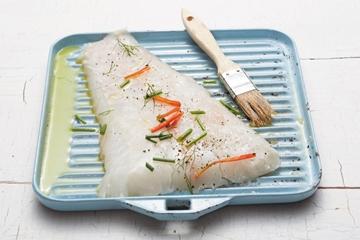 Picture of Atlantis Seafood Frozen Hake Fillet 4/6 Box 5kg