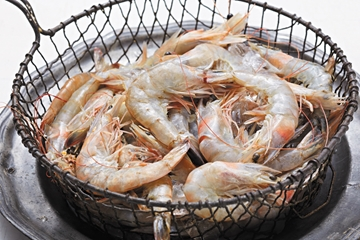 Picture of Breco Seafood Frozen Vannamei Prawns 21/25 700g