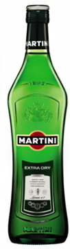 Picture of Martini Extra Dry Aperitif Bottle 750ml
