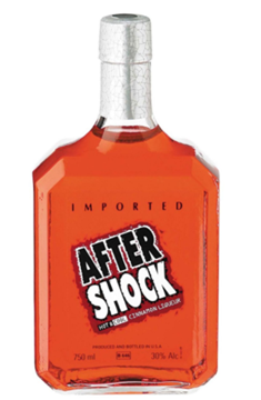 Picture of Aftershock Cinnamon Liqueur Bottle 750ml