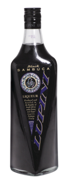 Picture of Sambuca Black Lupini Bottle 750ml