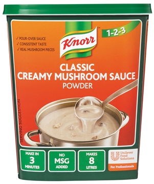 Picture of Knorr Creamy Mushroom Sauce Mix Pack 800g